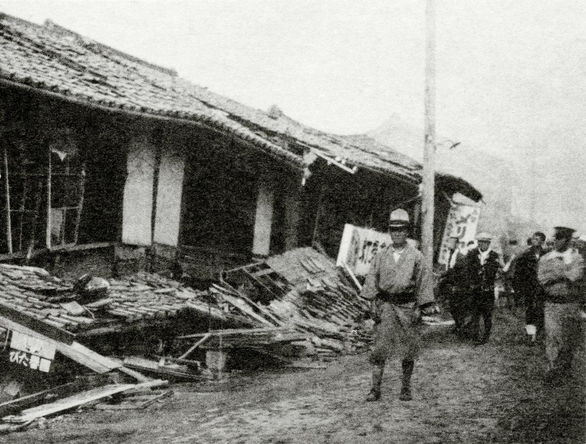 【40】地震の時に経験する揺れを考える