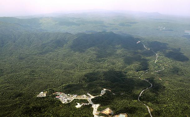 沖縄の生物多様性「最大の脅威」は基地建設の土砂搬入だ