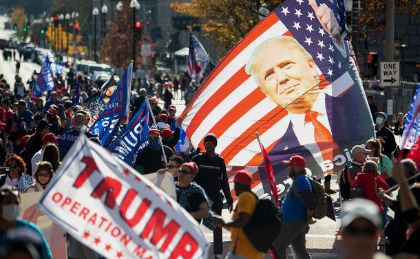トランプ大統領の敗因はコロナではない!