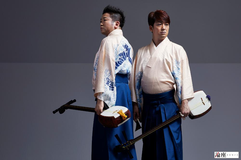 吉田兄弟が贈る『三味線だけの世界』