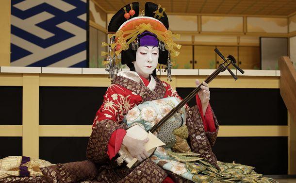 歌舞伎座のプリマ 坂東玉三郎、その孤高の美