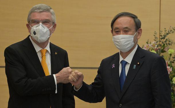 バッハIOC会長の来日でもなお不透明な東京オリパラの行方