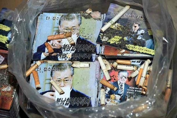 金正恩を批判すれば摘発される「ビラ禁止法」で見える韓国の窮地
