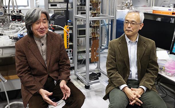 日本で生みだされた「量子コンピューターの礎」