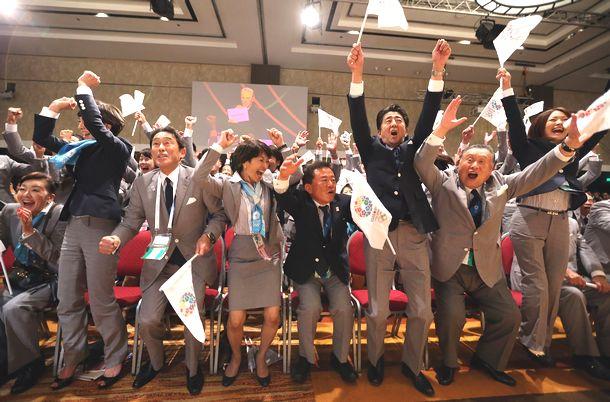 東京五輪を政権維持の道具にしていいのか