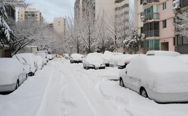 豪雪のソウル、マイナス19度の夜。私は車を放置して家路へついたが……