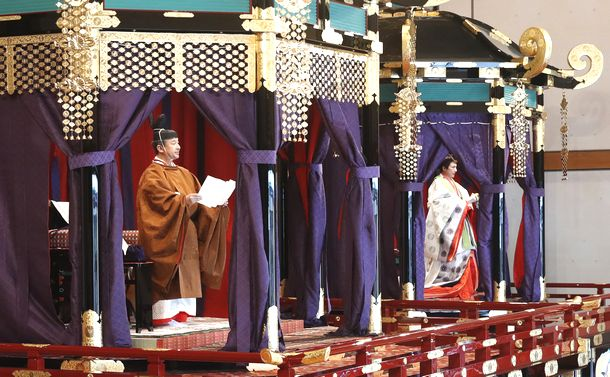 「革命」のない国日本~日本の歴史の継続性