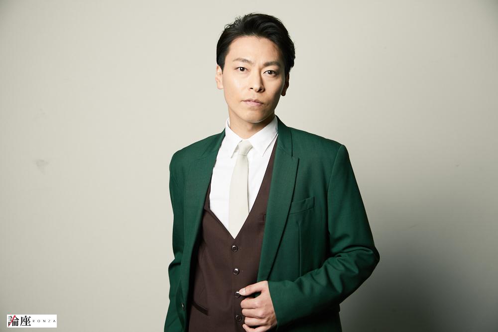東山光明インタビュー、韓国の国民的詩人ペクソク役で初主演/上