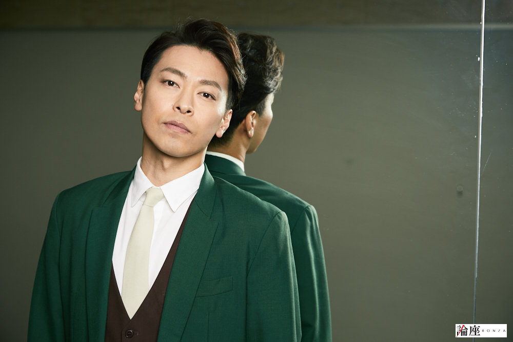 東山光明インタビュー、韓国の国民的詩人ペクソク役で初主演/下