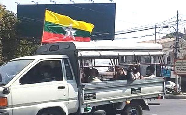 ヤンゴン市民の怒り、徐々に高まる~緊急リポート「ミャンマー・クーデター」2日目