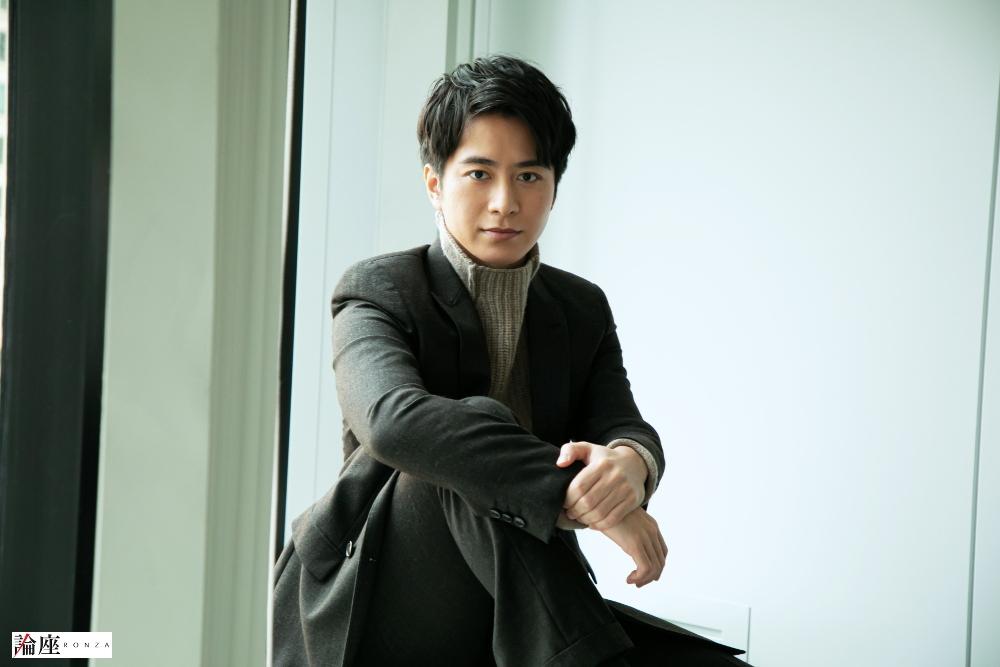 『ローズのジレンマ』に出演、村井良大インタビュー/下