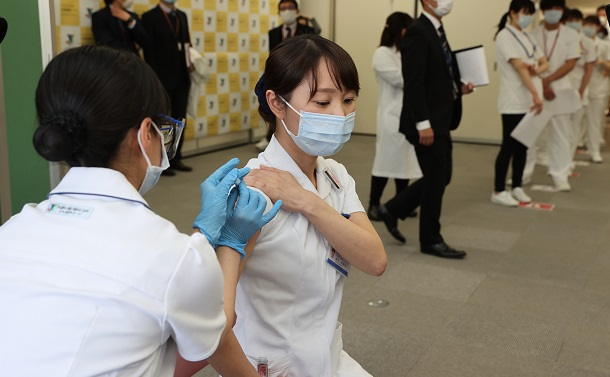 新型コロナワクチンの接種開始で知っておいて頂きたいこと