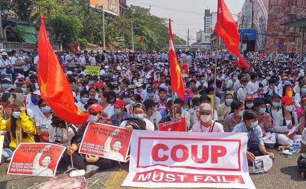ミャンマーの軍事クーデターにどう向き合うべきか