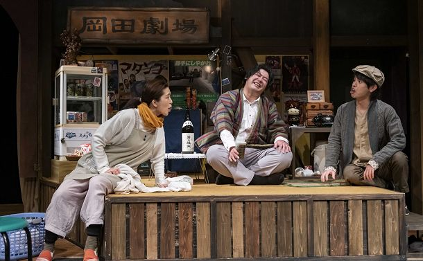「震災後10年」を予見した演劇『方丈の海』を上演する