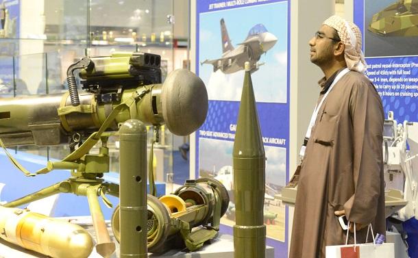 「国際防衛展示会・会議」(IDEX)が教えてくれる武器輸出の現状と課題
