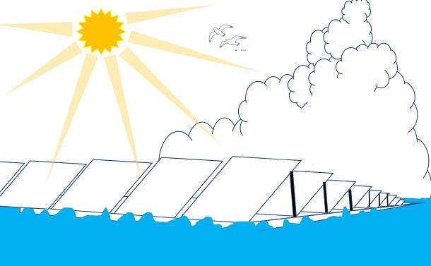 太平洋に降り注ぐ太陽エネルギーの活用に乗り出そう