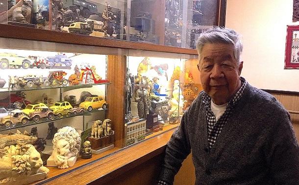 アニメーター大塚康生さんを送る~多彩な才能で業界を牽引した巨人