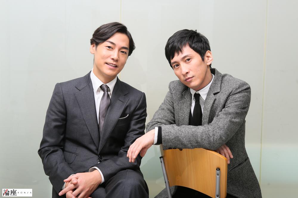 成河&福士誠治インタビュー/上
