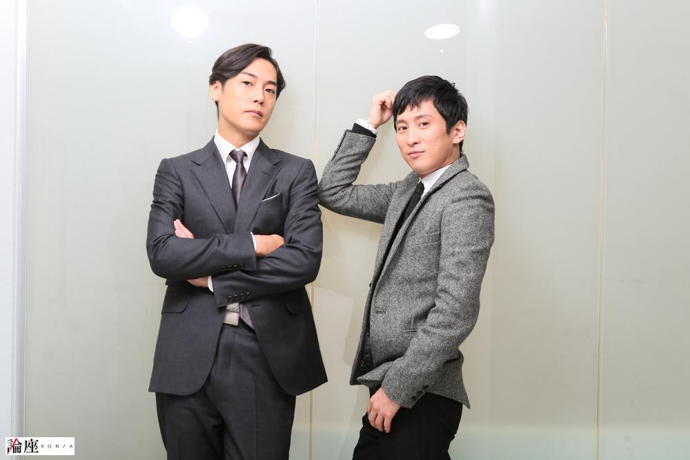 成河&福士誠治インタビュー/下