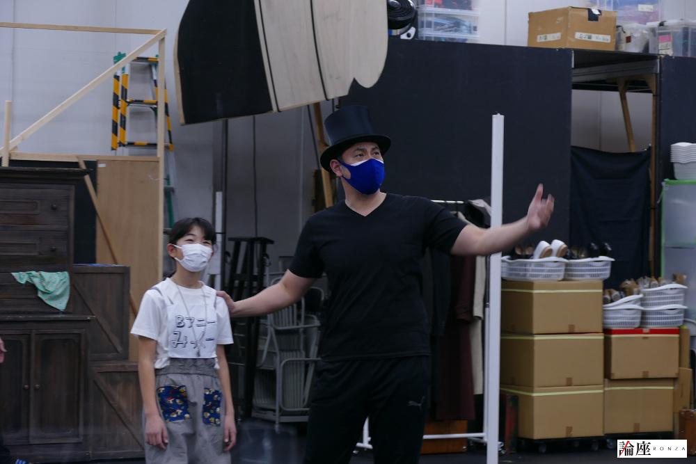 丸美屋食品ミュージカル『アニー』2021年版待望の上演! 藤本隆宏インタビュー/下