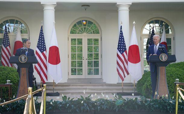 バイデン米大統領から具体的な支持なし?東京五輪はもはや漂流する難破船