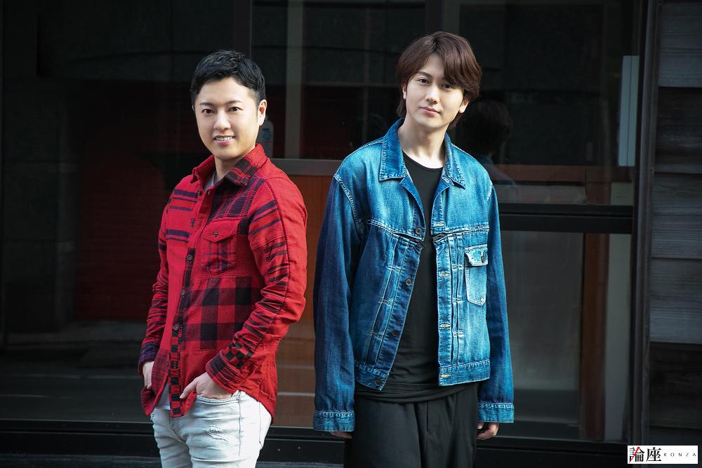 『ダブル・トラブル』で初共演! 原田優一、太田基裕インタビュー/上