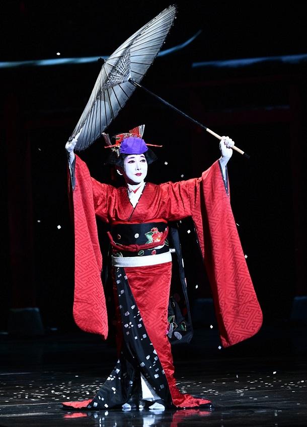 宝塚歌劇ーレジェンドの「旅立ち」と原田諒の作劇について
