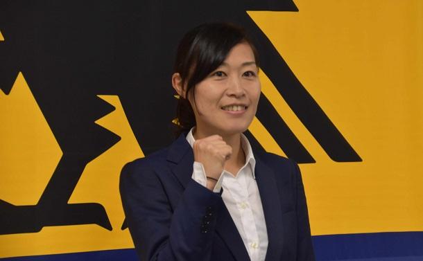 Jリーグで初の女性主審誕生