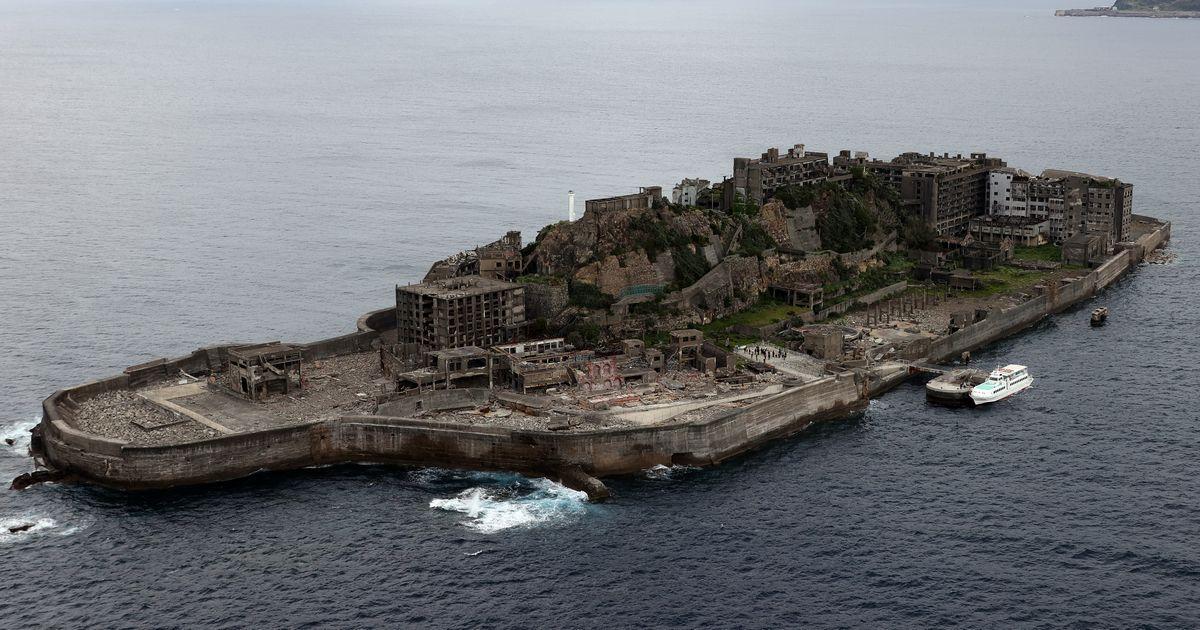 軍艦島の世界遺産登録はなぜ炭坑の坑口跡と護岸内側の石積みだけなのか?