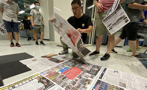 「リンゴ日報」廃刊で香港ジャーナリズムの火を消さぬために必要なこと