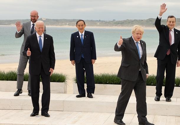 菅首相とバイデン大統領の差はここだ