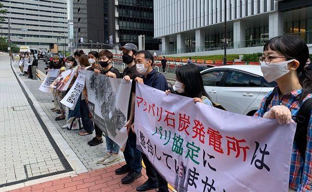 「日本は途上国?」石炭政策の転換に動く株主たち