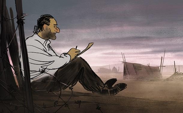 『ジュゼップ 戦場の画家』オーレル監督に聞く