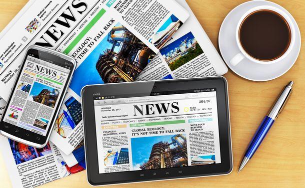 """デジタル新聞の""""歩き方""""(上)――機能も中身もめざましく進化。その注目点は"""