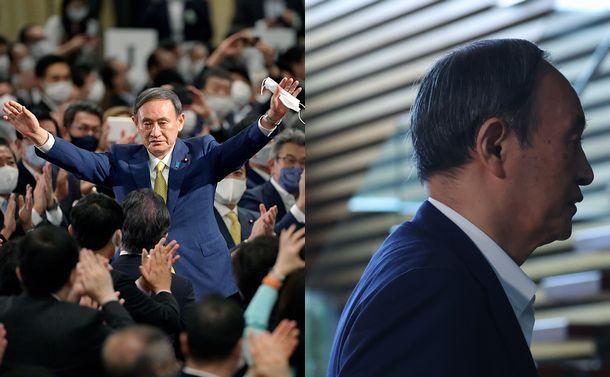 国民のための思いを持てず、国のあるべき姿を考えぬまま総理になった菅氏の1年