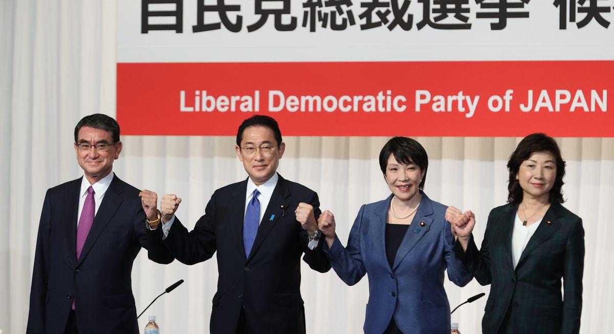 日本国民は安倍・菅路線の継続を望むか~総理選出が人気投票に堕してはならぬ
