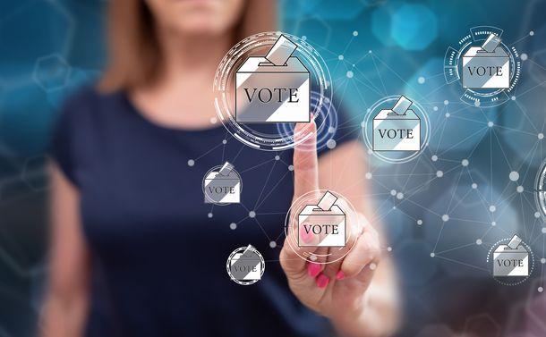 """再論・インターネット投票""""i-voting"""""""