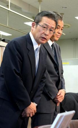 《一問一答詳録》日本振興銀行新社長に就任した作家・江上剛氏が記者会見
