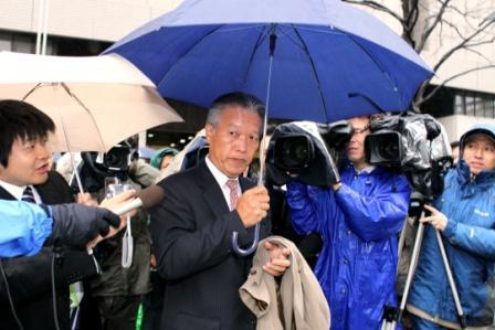 《判決要旨》鳩山首相元秘書に有罪 母からの寄付、隠蔽 東京地裁判決