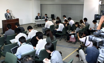 《詳録》大阪地検特捜部検事逮捕で最高検が記者会見