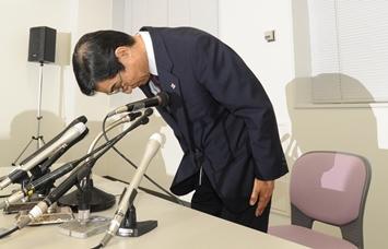 《一問一答詳録》大阪高検検事長が記者会見でおわび