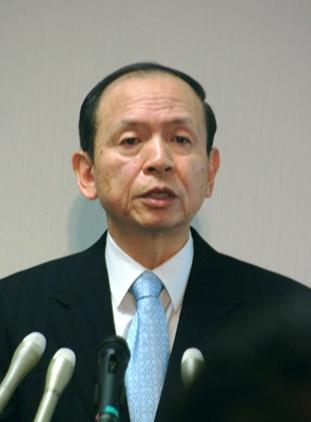 引責辞職の大林検事総長「一連の事件にけじめ」《記者会見一問一答詳録》