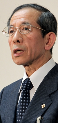 検事総長に就任した笠間治雄さん《記者会見一問一答詳録》