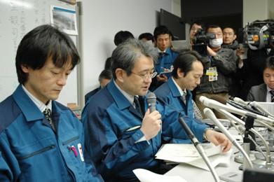 東京電力福島第一原発、電源引き込み工事始まる