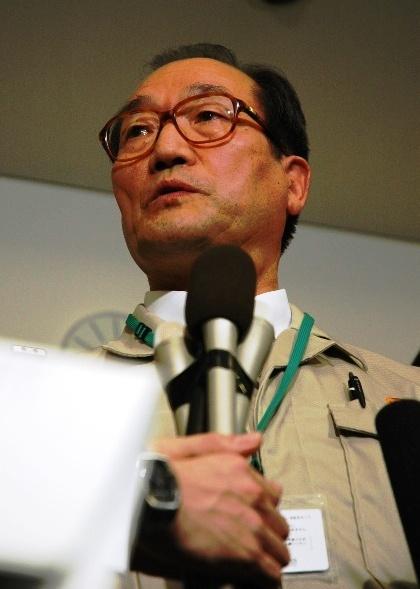 福島県大玉村長「見えない状況で見えないものと戦っている」