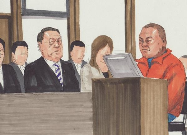 小沢議員第10回公判 服役中の前田元検事が特捜部捜査の舞台裏を証言