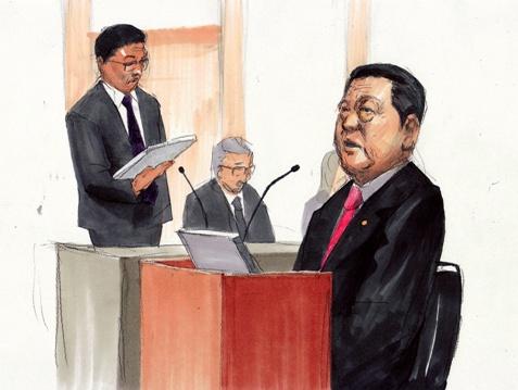 「秘書に任せていた」小沢氏が被告人質問で強調