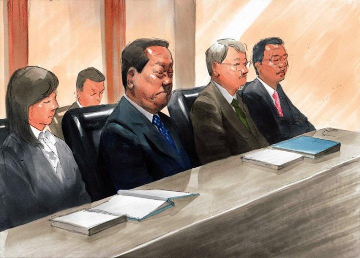 小沢一郎氏の控訴審が1時間で結審 東京高裁