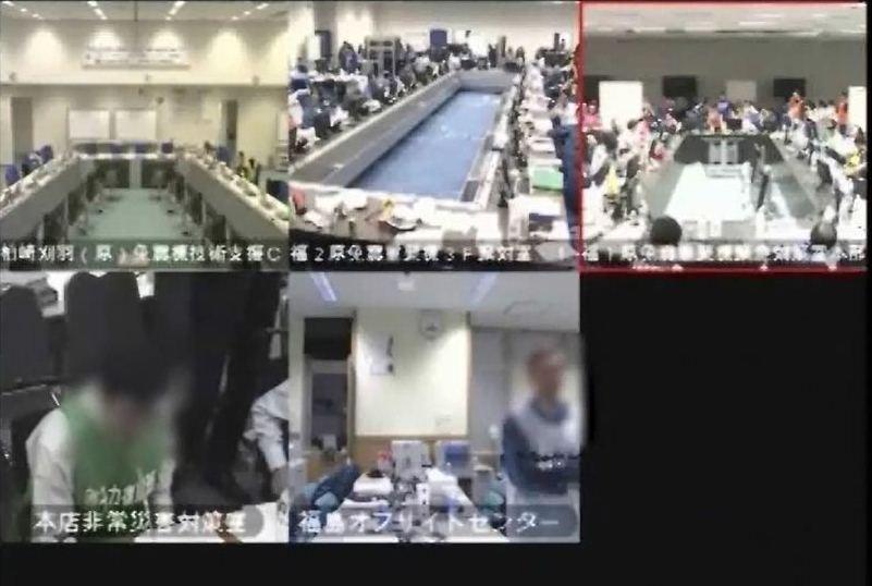 原発事故の際のテレビ会議公開の制度化を平時に