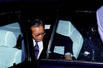 「中曽根元首相、なんとかやれんかね」と検察首脳が検事正に